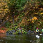 paddle board klamath river