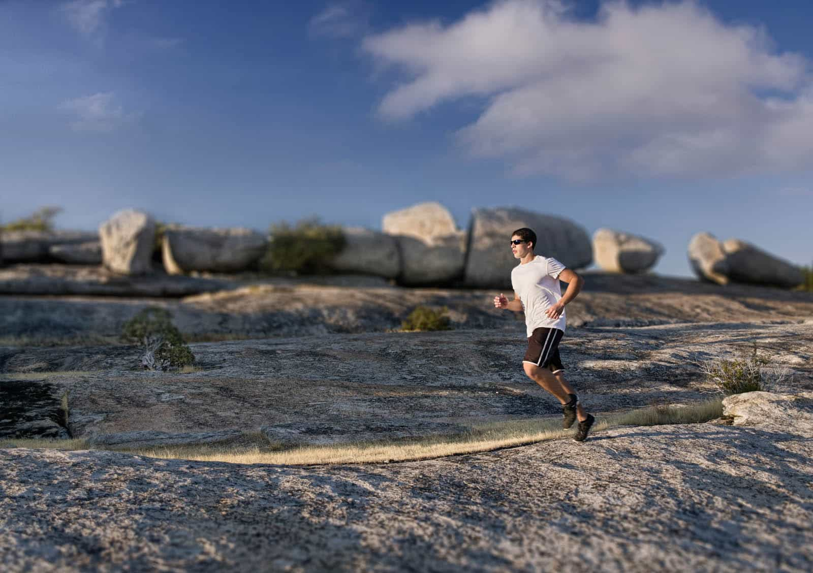 Running in a remote location